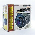 Raynox Ultra Macro Conversion Lens. MSN-505. New in original box. Never used.