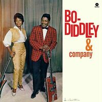 Diddley- Bo& Company + 2 Bonus Tracks (New Vinyl)