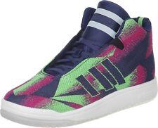 Nuevo con etiquetas ADIDAS Veritas Mid Tejido Para Hombres Zapatos Correr Moda Originales B34240 Talla 10