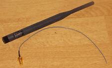 U.FL zu SMA Pigtail Adapter + 5db SMA Antenne Antenna Fritzbox Router Speedport