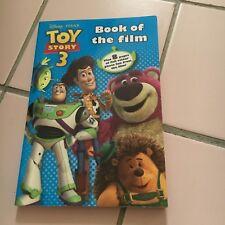 DISNEY PIXAR TOY STORY 3, BOOK OF FILM. 9781407583891