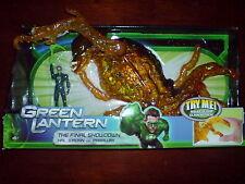 Linterna Verde-la Final Showdown-Hal Jordan Vs Parallax Nuevo Y en Caja Especial