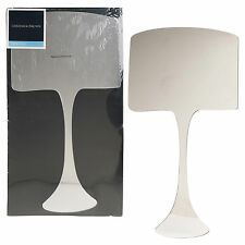 Graham & Brown acrylique lampe forme Designer SUPPORT MURAL MIROIR