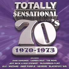 FREE US SHIP. on ANY 2 CDs! NEW CD Various Artists: Totally Sensational 70's: 19