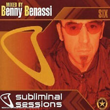 894 // BENNY BENASSI - SUBLIMINAL SESSIONS - 2 CD NEUF SOUS BLISTER