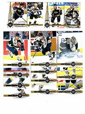 1X NASHVILLE PREDATORS 2000-01 Pacific FULL TEAM SET Lots Available RONNING