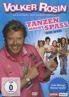 """VOLKER ROSIN """"TANZEN MACHT SPASS DIE DVD"""" DVD NEU"""