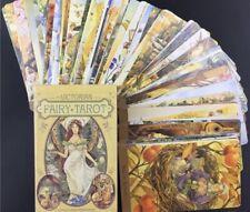 Victorian Fairy Tarot By Lunara Weatherstone