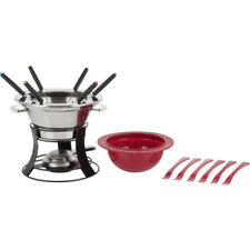 Trudeau (Home Presence) 3-In-1 Electra Fondue Set - 17 Piece (NIB)