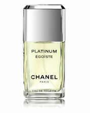 Chanel Egoiste Platinum 100ml EDT Mens Spray