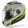 Casco modulare moto Airoh Phantom s Beat giallo taglia XS yellow helmet casque