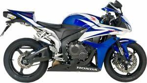 07-12 Honda CBR600RR Leo Vince  LV One Evo Slip-On  8279