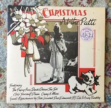 "CHRISTMAS AT THE PATTI RARE 2 10"" records UK Dave Edmunds Aces Ducks Deluxe Jets"