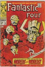 Marvel Comics Fantastic Four Vol 1 (1961 Series) # 75 VG 4.0