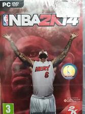 NBA 2K14. JUEGO PARA PC. NUEVO, PRECINTADO.