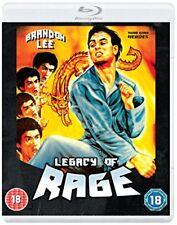 Legacy of Rage Blu-ray DVD UK BLURAY