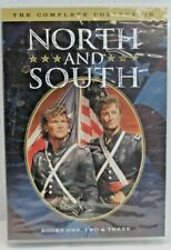 North and South: The Complete DVD Collection Patrick Swayze, Kristie Allie SCPL