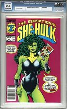 Sensational She-Hulk #1 - HALO Graded 9.8 (NM/M) 1989 - First Issue