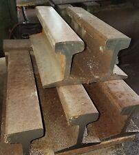 1 foot train track Jewelers anvil
