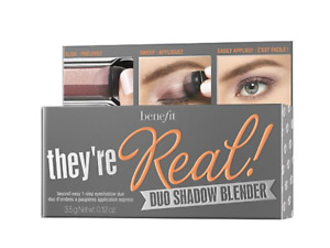 Benefit They are Real! Duo Eyeshadow Blender Beyond Easy Provocative Plum