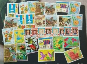 Equatorial Guinea, small lot of stamps