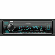 Kenwood KMM-BT325U Car Stereo Digital Media Receiver w/ Bluetooth Front USB Aux