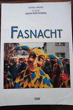 Fasnacht - Thomas Pfündel / Eva Walter schwäbisch alemannisch Baden-Württemb  **