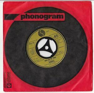 "RAMONES -SWALLOW MY PRIDE / PINHEAD- SIRE 6078 607  7""  VINYL SINGLE 45 1977"