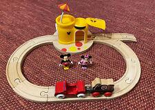 BRIO 32223 Mickey's Garagen Set - TOP - RARITÄT Micky Maus - Mickey's Garage Set