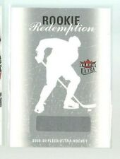 2008-09 Fleer Ultra redemption #RED3 (Goligoski) (ref 59958)