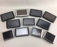 Lot of 10 Garmin Nuvi GPS Sold For PARTS or REPAIR Only - Sold AS-IS - A04