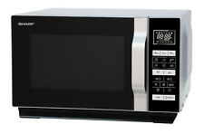 Mikrowelle mit Grill Sharp R660S 8 AutoCook-Automatikprogramme LCD-Display