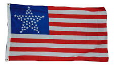 Usa United States Of America Great Star 50 Star Flag 3 X 5 Feet Polyester New