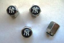 New York Yankees Tire Valve Stem Caps, New York Yankees Logo Tire Caps, yankees