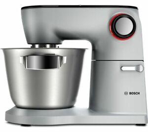 BOSCH OptiMUM MUM9G32S00 Stand Mixer - Platinum Silver - Currys