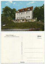 49054 - Bad Soden - Kurheim Westfalenhof - Echtfoto koloriert - alte Ansichtskar