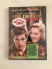 Mr. Deeds Goes To Town (DVD, 2000, Special Edition Multiple Languages) Classics