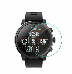 23-46mm Smart Watch Screen Protector For Garmin Samsung Casio Huami Ticwatch