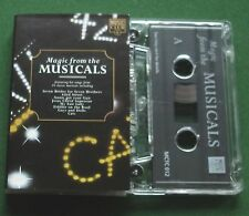 Magic From the Musicals Cats My Fair Lady Guys & Dolls + Cassette Tape - TESTED