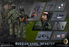1/6 Scale DAMTOYS 78070 RUSSIAN NAVAL INFANTRY Aciton Figure Full Set