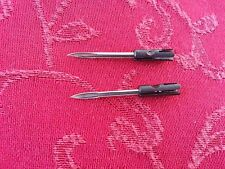 2 Tagging Tag Tagger Gun Replacement Needles 4 Dennison Standard Motex Monarch