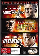 The Mechanik / Bridge Of Dragons / Detention (DVD, 2009, 3-Disc Set)