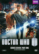 Doctor Who - Series Seven, Part One (DVD, 2012, 2-Disc Set)