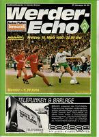 BL 89/90 SV Werder Bremen - 1. FC Köln