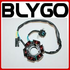 Magneto Flywheel Stator Plate YX 150cc Electric Start Engine PIT Trail Dirt Bike
