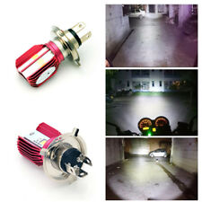 1Pc H4 Motorcycle Headlight 12V 16W 1700Lm 6000K Moto Light Scooter Accessory (Fits: Porcupine)