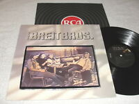 The Breit Bros - Self-Titled S/T, 1988 Rock LP, Nice NM-!, Vinyl, RCA