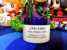 Shiseido VITAL-PERFECTION Sculpting Lift Cream 15ml  Sample Travel Size Autentic