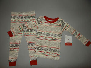 NWT, Toddler boy, girl clothes, 3T, Burt's Bees Organic PJ/Play set/~SEE DETAILS