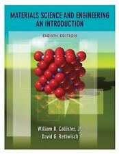 Materials Science and Engineering: An Introduction by Callister (9780470419977)